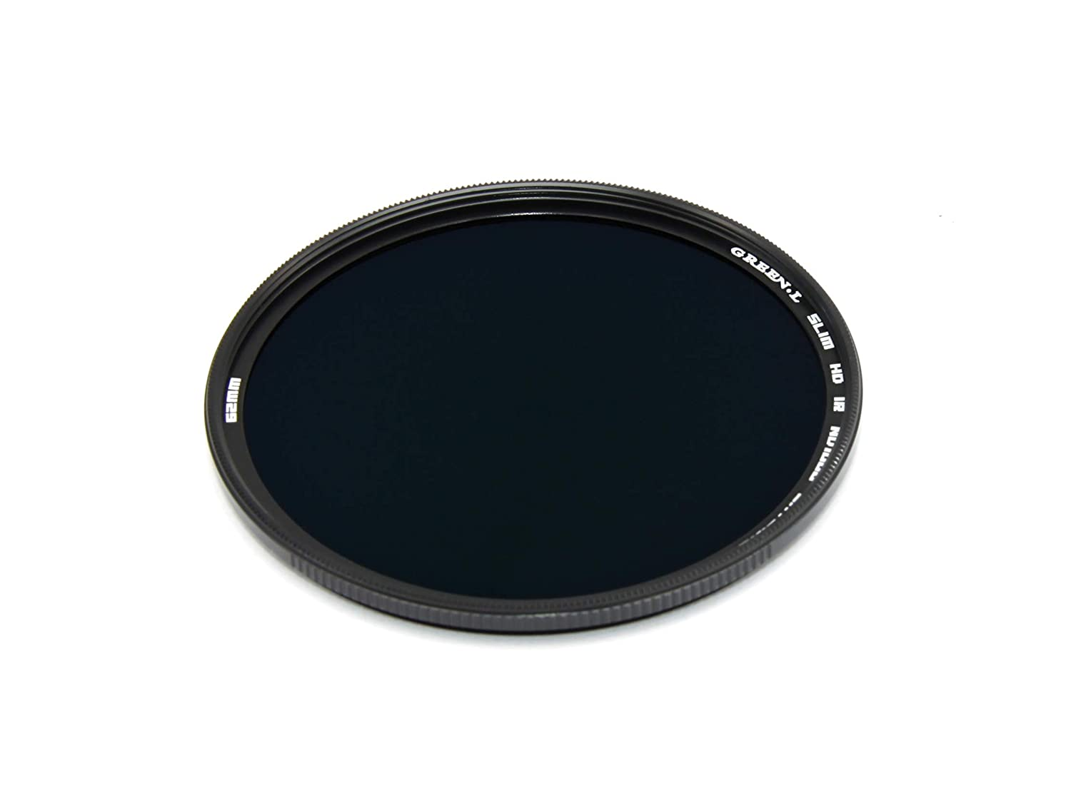 GREEN.L Variable ND Filter 77mm ND2 to ND400 Fader Neutral Density Filter Optical Glass with Filter Pouch