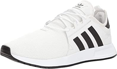 Front View Adidas Womens X plr Sneaker in Black White White