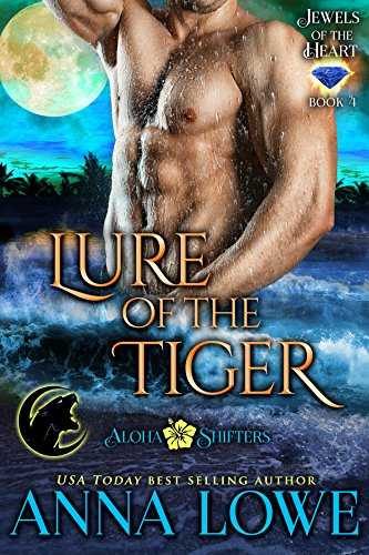 Carefree Heart - Lure of the Tiger (Aloha Shifters: Jewels of the Heart Book 4)