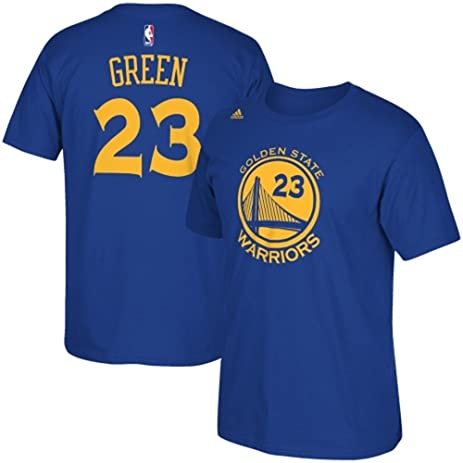 8891a83bd ... Draymond Green Golden State Warriors Jersey Name and Number T-Shirt  XX-Large ...