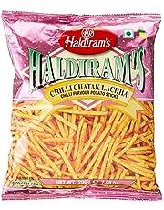 Haldirams Chilli Chatak Lachha, 200g