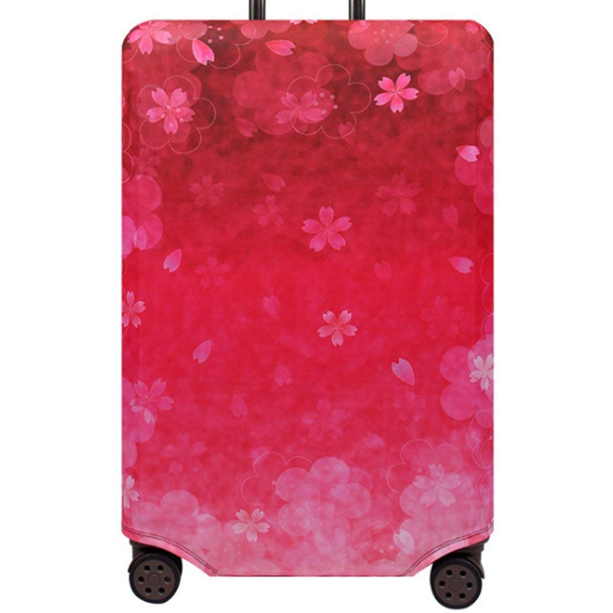 18-32 Inches Washable Travel Luggage Cover Suitcase Dust Cover Trolley Case Protective Cover