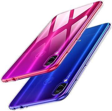 TesRank Funda Xiaomi Redmi Note 7/ Redmi Note 7 Pro, Carcasa ...