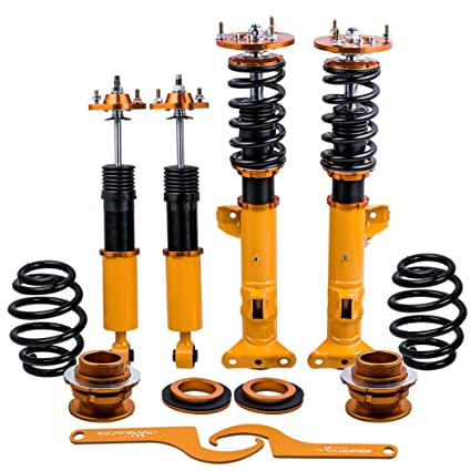 Amazon.com: Coilovers Shock Absorber Kits for BMW E36 318i 318is 318ic 320i 323i 323ic 323is 328i 328is 328ic M3 (1992-1999): Automotive