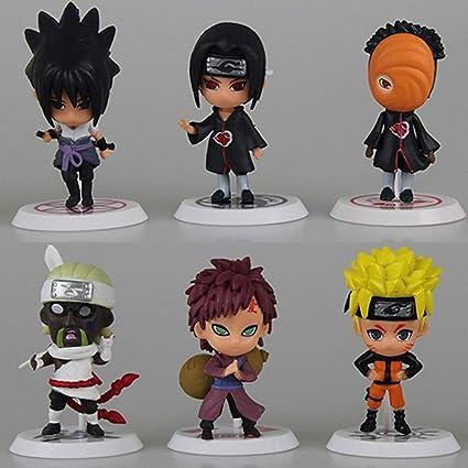 Xuda Anime Statue Ninja Series Naruto Q Edition 19 ...
