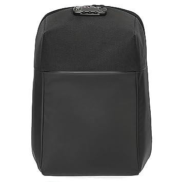 """Naturalife 15.6"""" Mochila Antirrobo para Ordenadores Portátiles con Cremallera Oculta, TSA Mochila Water Proof"""