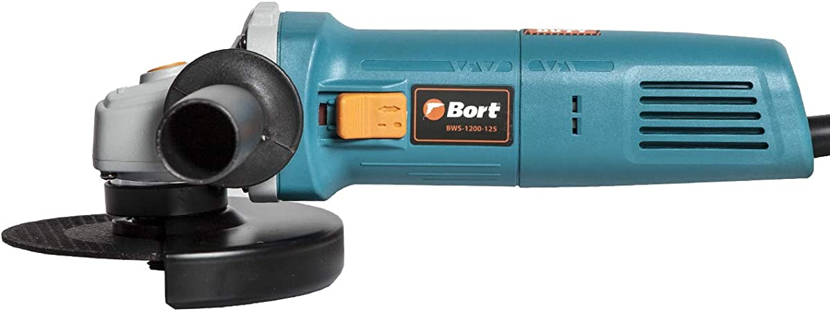 Bort BWS-1200-125 amoladora angular 1200 W 125 mm 11500 rpm.