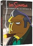 Les Simpson - L'intégrale de la saison 18 [Francia] [DVD]
