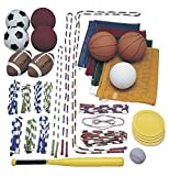 Champion PGSTUFF Homeroom Physical Education Pack, 17.9'' Height, 26.2'' Width, 10'' Length