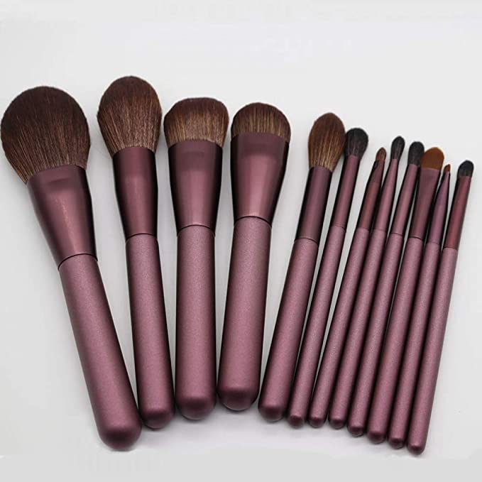 HGUOI Animal maquillaje del pelo de herramientas 12 piezas Set de ...