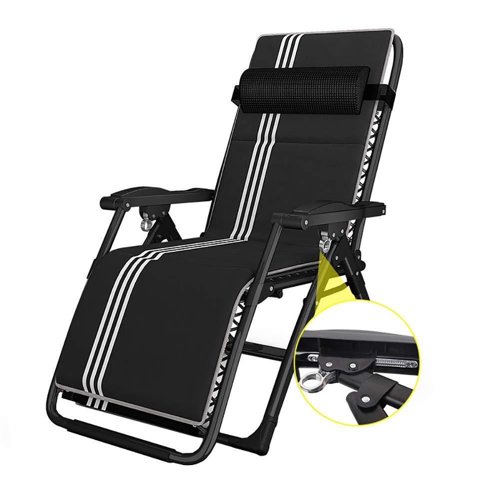 Amazon.com: YXX - Silla reclinable plegable de gravedad cero ...