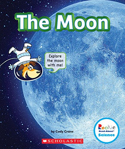 The Moon (Rookie Read-About Science (Paperback))