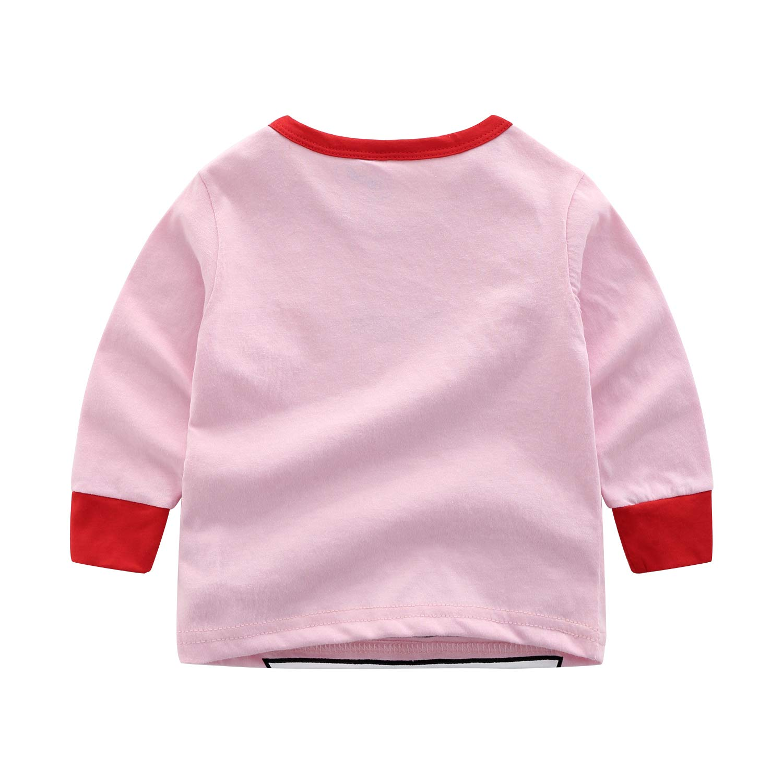 Kimocat Little Boys Girls Child Sleepwear Kids Toddler Santa Claus Cotton Pajama Sets