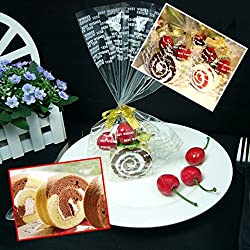 Vipeco Favor Roll Cotton Cake Towel Swiss With Two Cherry Top Decor Party Wedding