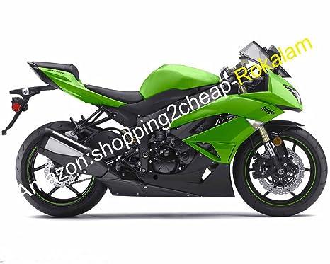 Amazon.com: Ventas calientes, para Kawasaki NINJA ZX-6R 09 ...