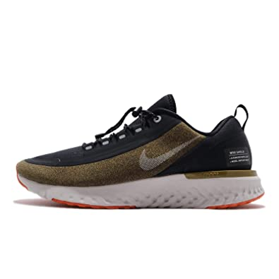 9bb16b92141126 Amazon.com | Nike Men's Odyssey React Shield Running Shoe Olive ...