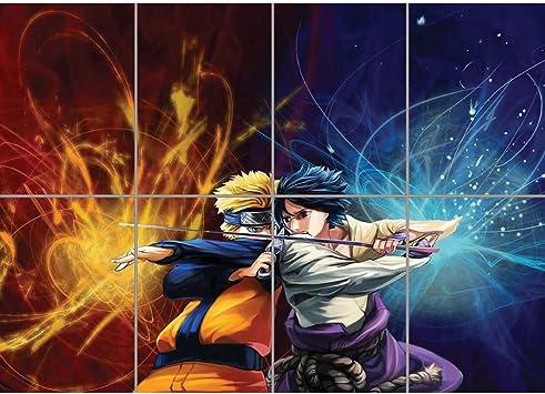 Amazon.com: Naruto manga anime espada Lucha Japón Dibujos ...