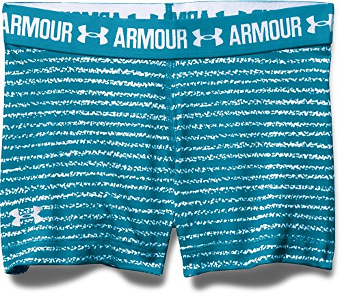 Shorty Under Donna Armour Printed 908 Pantaloncini Heatgear dot Blu Armour Stripes qRxIR1Znw