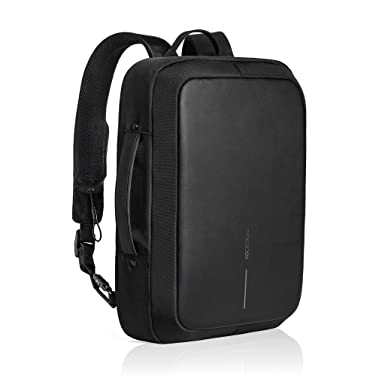 6ac5b36ca7d XD DESIGN Bobby Bizz Anti-Theft Backpack and Briefcase: Amazon.co.uk ...