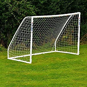 FORZA - wetterfestes Match Fußballtor 3 x 2 m (3m x 2m FORZA Match...