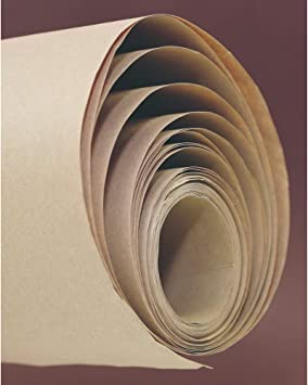Brown 50 x 1m . 60 g Clairefontaine Kraft 50 x 1 m Paper Roll