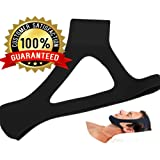 Stop Snoring the Most Effective Snoring Solution Adjustable Anti Snoring Chin Strap Sleep Aid Device - Get the Restful Night you Deserve! …