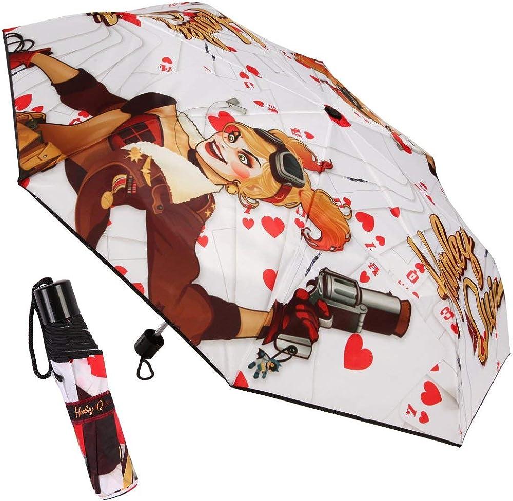 DC Comics Officiel Suicide Squad Harley Quinn Bombshell pliage parapluie