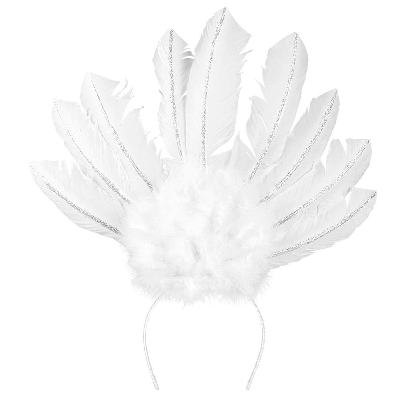 Boland 52101 Samba Serre-tête Blanc
