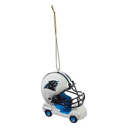 bd0ad132e Team Sports America Carolina Panthers Vintage Field Cart Team Ornament
