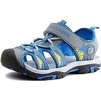 Sandalias deportivas al aire libre para niños, verano, playa, puntas, zapatos para niños y niñas