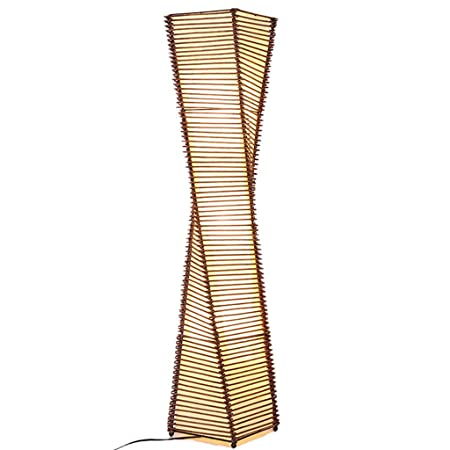 TangMengYun Lámpara de pie Moderna, lámpara estándar clásica ...