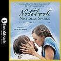 The Notebook Hörbuch von Nicholas Sparks Gesprochen von: Barry Bostwick