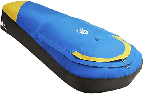 Sierra Designs Backcountry Bivy Yellow/Blue