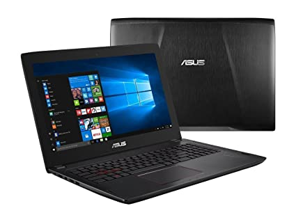 "ASUS FX502VD-NB76 15.6"" FHD Gaming Laptop, 7th-Gen Core i7-"