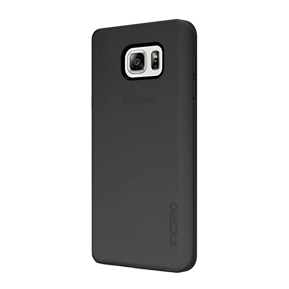promo code 3a358 f2adb Incipio Thin Protective NGP Carrying Case for Samsung Galaxy Note 5 -  Retail Packaging - Black