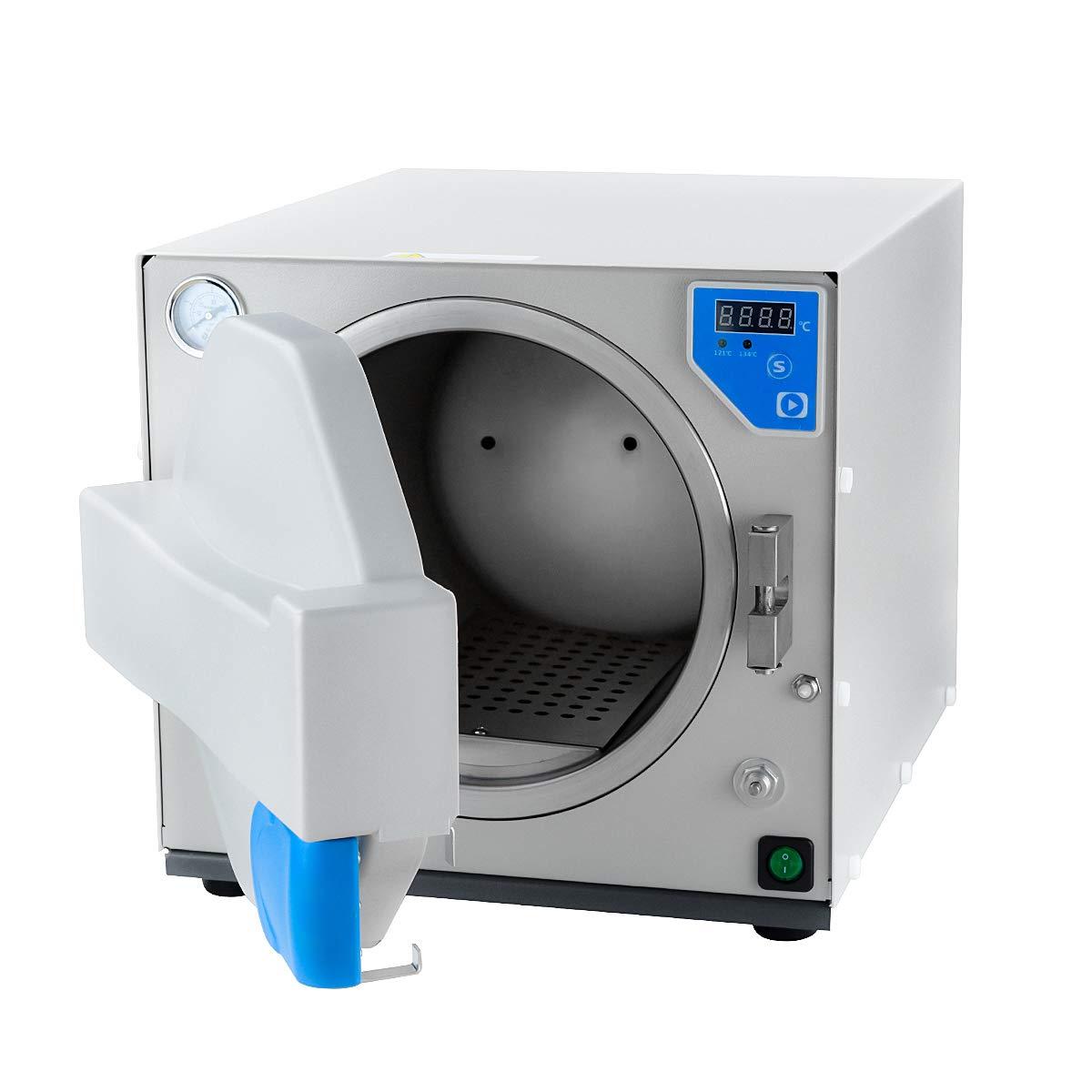 SOHOME 18L MINI320 Digital Display Autoclave Steam Lab Machine by SoHome (Image #5)
