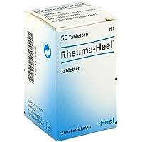 Rheuma Heel - Pastillas, 50 piezas