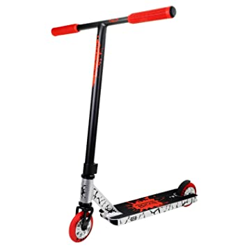 Ride 858 Backie Kids Stunt - Patinete para niños, Color Rojo ...