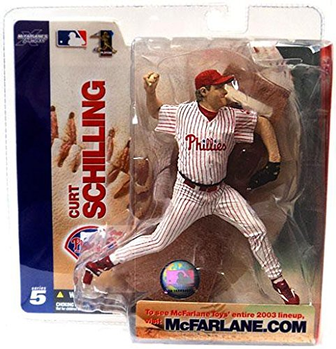 Mcfarlane MLB Series 5 Curt Schilling Philadelphia Phillies Chase by Unknown