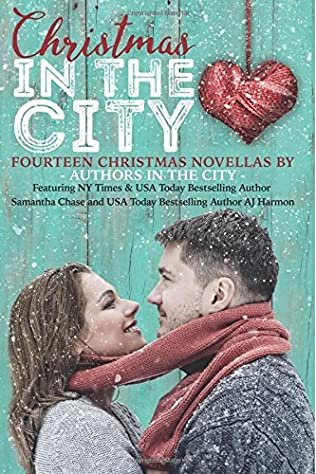 book cover of Christmas in the City