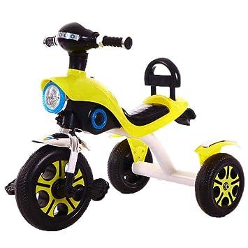 L.TSN Triciclos para niños Peso de Carga 25kg 1-6 años ...
