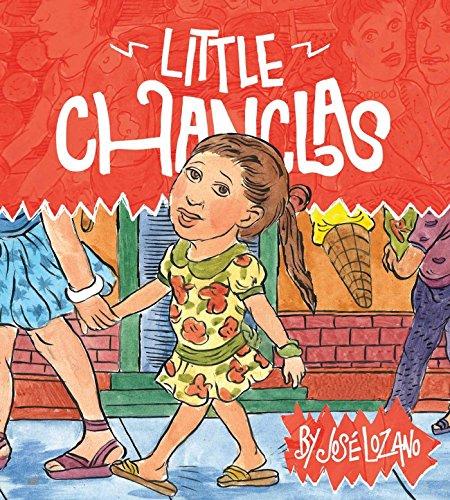 Thong Humor Classic Thong (Little Chanclas)