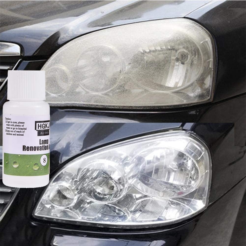 Hgkj 8 Auto Scheinwerfer Reparatur Reparaturflüssigkeit Küche Haushalt