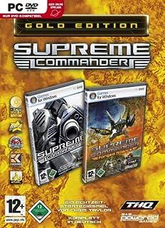 THQ Supreme Commander Forget Alliance Strategiespiel