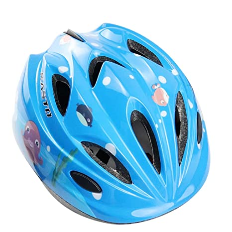 Amazon com : Junior Kids Childs Cycling/Bike Helmet with
