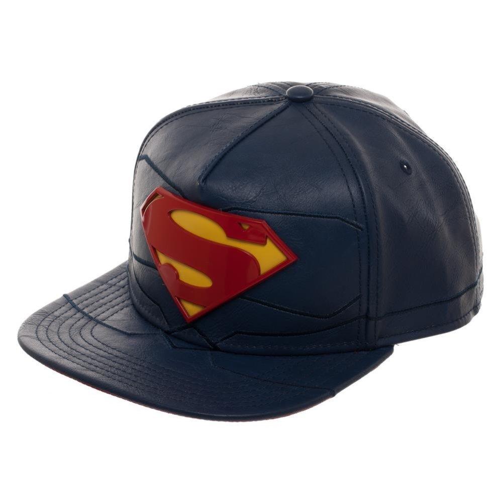 Bioworld Superman Rebirth Suit up Snapback
