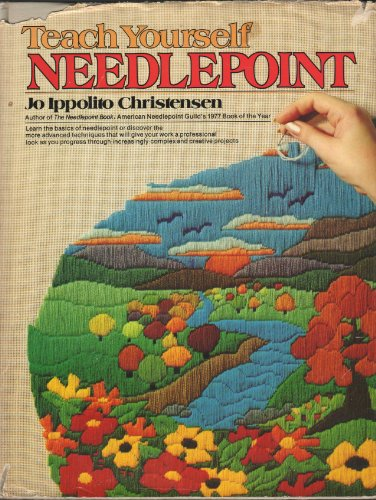 Teach yourself needlepoint (The Creative handcrafts series)