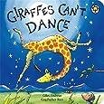 Giraffes Can't Dance: Board Book