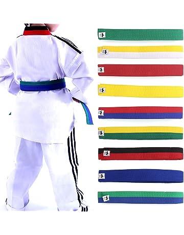 ADM Cintura Karate E Judo S5 Rossa CM 302