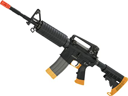 c092607e7529 Amazon.com : Evike King Arms Full Metal Fully Licensed Colt M4A1 ...